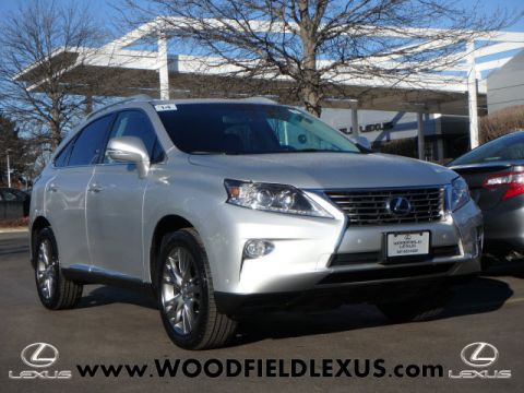 Pre-Owned 2014 Lexus RX 350 w/ Navigation AWD
