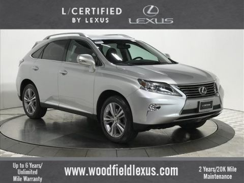 Certified Pre-Owned 2015 Lexus RX 350 AWD NAVI