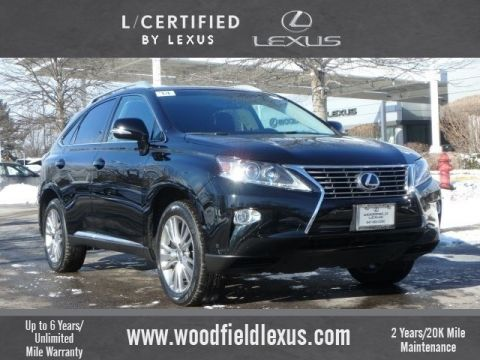 Certified Pre-Owned 2014 Lexus RX 350 AWD