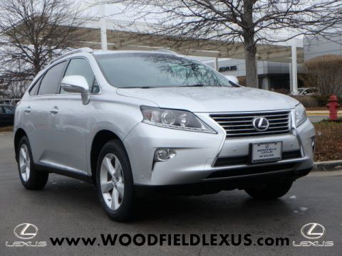 Pre-Owned 2013 Lexus RX 350 w/ Navigation AWD