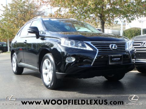 Certified Used Lexus RX 350 AWD