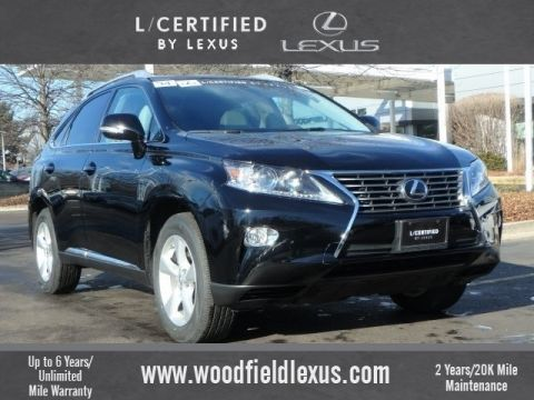 Certified Pre-Owned 2014 Lexus RX 350 PREMIUM AWD