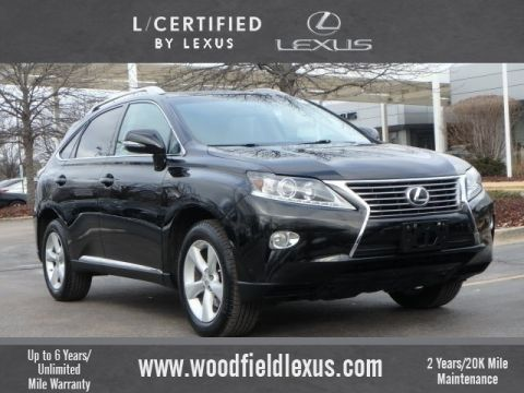 Certified Used Lexus RX 350 w/ Navigation