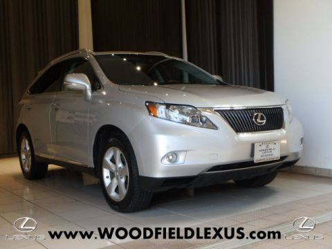 Pre-Owned 2011 Lexus RX 350 w/ Navigation AWD