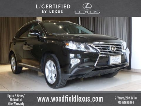 Certified Pre-Owned 2013 Lexus RX 350 w/ Navigation AWD