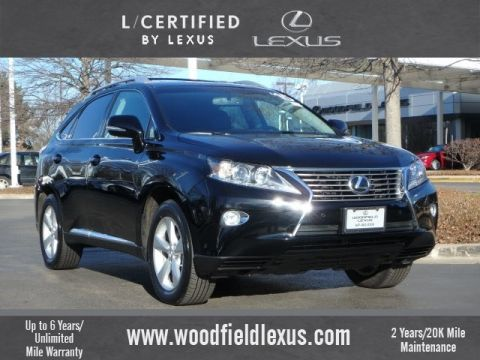 Certified Pre-Owned 2015 Lexus RX 350 Base AWD