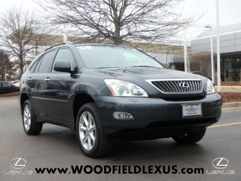 Pre-Owned 2008 Lexus RX 350 w/ Navigation AWD