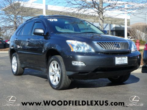 Pre-Owned 2009 Lexus RX 350 w/ Navigation AWD
