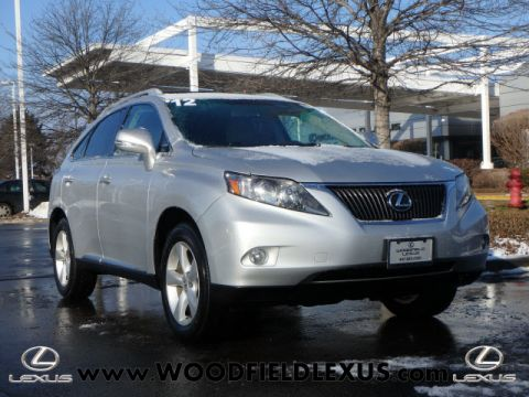 Pre-Owned 2012 Lexus RX 350 - FWD 4dr SUV