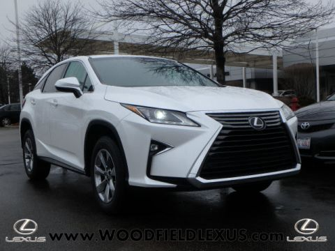 New Lexus RX 350 Base