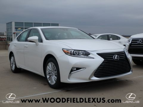 New 2018 Lexus ES 350 Base FWD 4dr Sedan