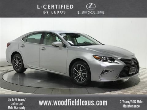 Certified Pre-Owned 2017 Lexus ES 350 Base