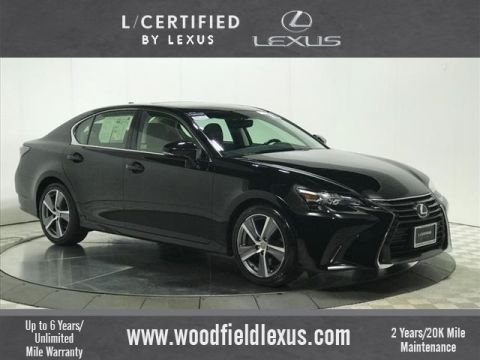 Certified Pre-Owned 2016 Lexus GS 200t Navigation
