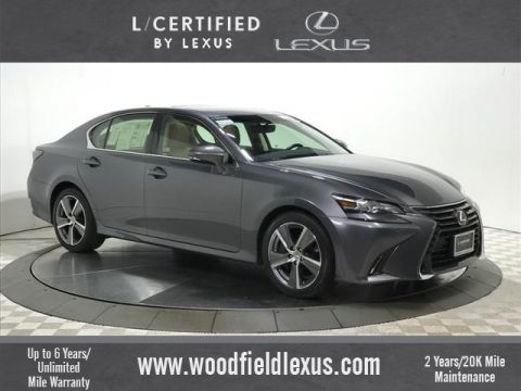 Certified Pre-Owned 2016 Lexus GS 200t GS TURBO RWD