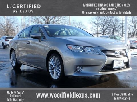 Certified Used Lexus ES 350 LUXURY