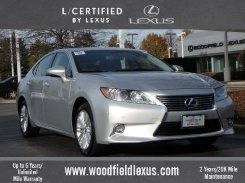 Certified Pre-Owned 2015 Lexus ES 350 Base FWD 4dr Sedan