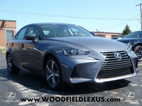 New 2018 Lexus IS 300 Base AWD