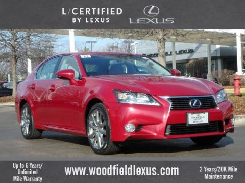 Certified Used Lexus GS 350 Base