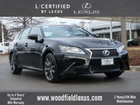 Certified Pre-Owned 2014 Lexus GS 350 Base AWD