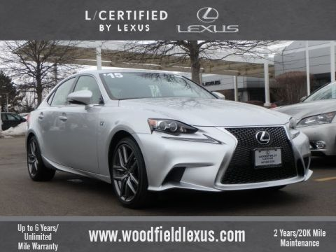 Certified Pre-Owned 2015 Lexus IS 350 Base AWD