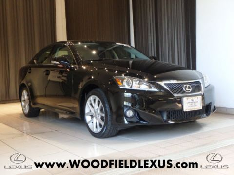 Certified Used Lexus IS 250 w/ Navigation