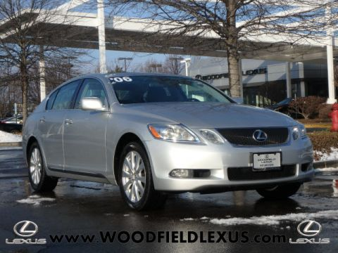 Pre-Owned 2006 Lexus GS 300 w/ Navigation AWD