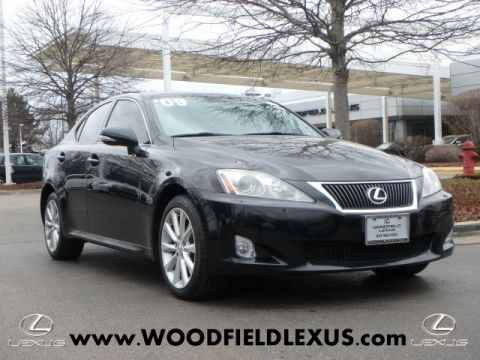 Used Lexus IS 250 w/ Navigation
