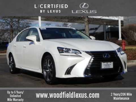 Certified Pre-Owned 2016 Lexus GS 350 Base AWD