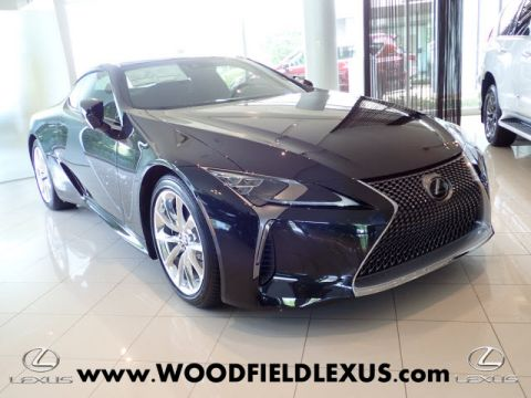 New 2018 Lexus LC 500  RWD 2dr Coupe
