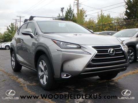 New Lexus NX 200t Base