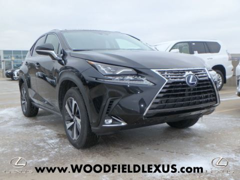 New 2018 Lexus NX 300h Base AWD