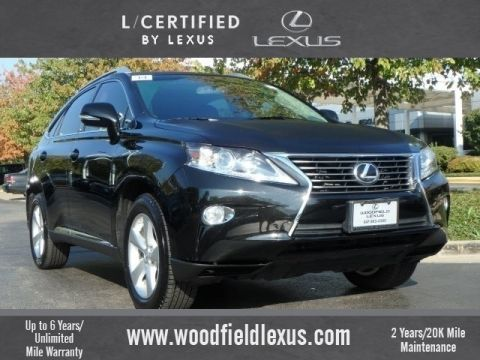 Certified Used Lexus RX
