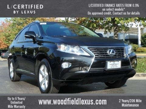Certified Used Lexus RX 350 Base