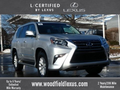 Certified Pre-Owned 2016 Lexus GX 460 Base AWD