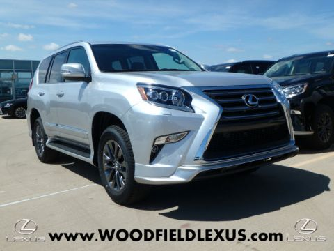 New 2018 Lexus GX 460 Base AWD