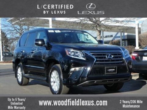 Certified Pre-Owned 2017 Lexus GX 460 Base AWD