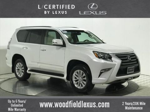 Certified Pre-Owned 2016 Lexus GX 460 Base