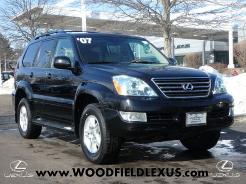 Pre-Owned 2007 Lexus GX 470 w/ Navigation 4WD