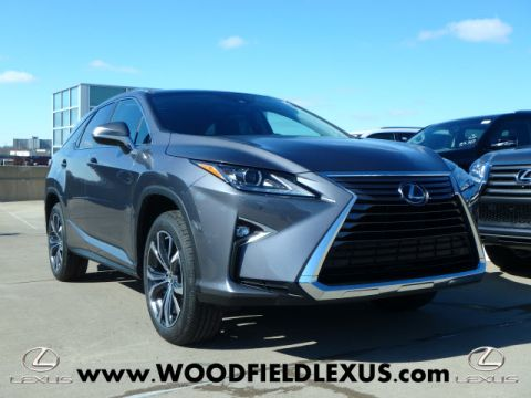 New 2018 Lexus RX 350L Base AWD