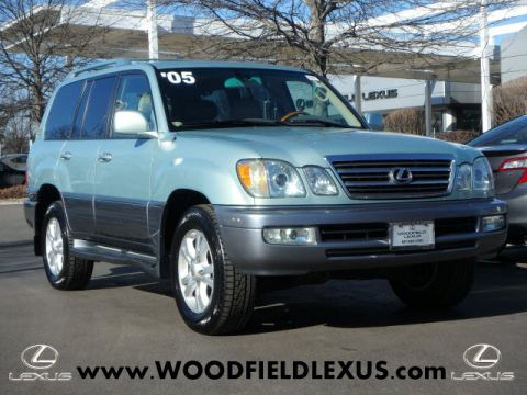 Used Lexus LX 470 Base