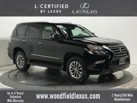 Certified Pre-Owned 2015 Lexus GX 460 Luxury
