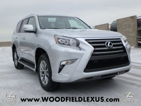 New Lexus GX 460 Luxury