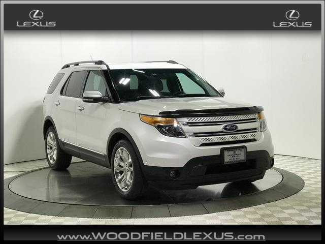 Pre-Owned 2013 Ford Explorer Limited 4dr SUV