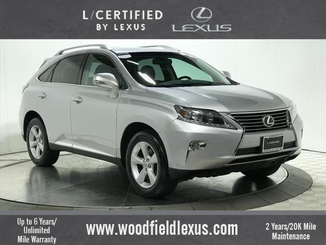 Pre Owned 2013 Lexus RX 350 Base
