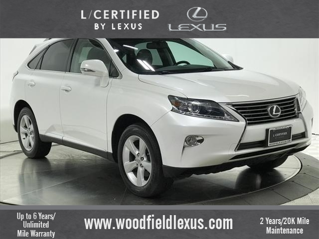Certified Pre Owned 2015 Lexus RX 350 Base