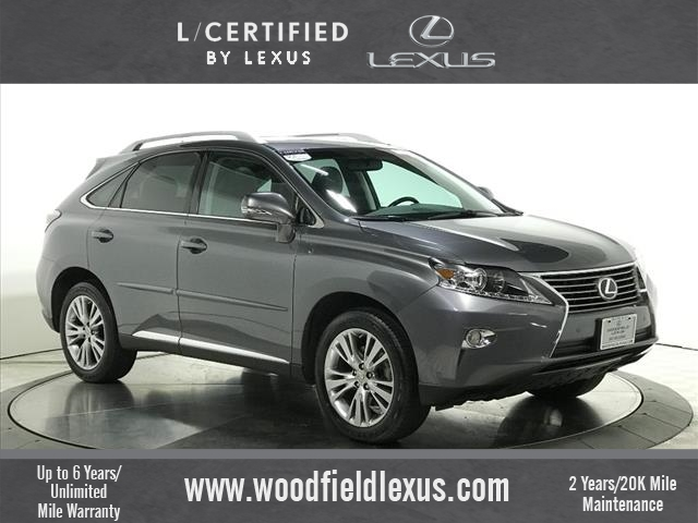 Certified Pre Owned 2013 Lexus RX 350 Base
