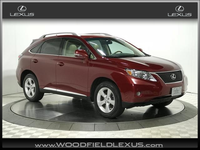 pre owned 2010 lexus rx 350 base awd 4dr suv in schaumburg 181094a rh woodfieldlexus com 2010 Lexus RX 350 Specs owners manual 2010 lexus es 350