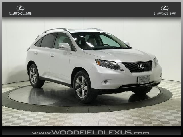 Pre-Owned 2010 Lexus RX 350 AWD 4dr SUV