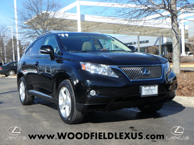 Pre-Owned 2011 Lexus RX 350 -