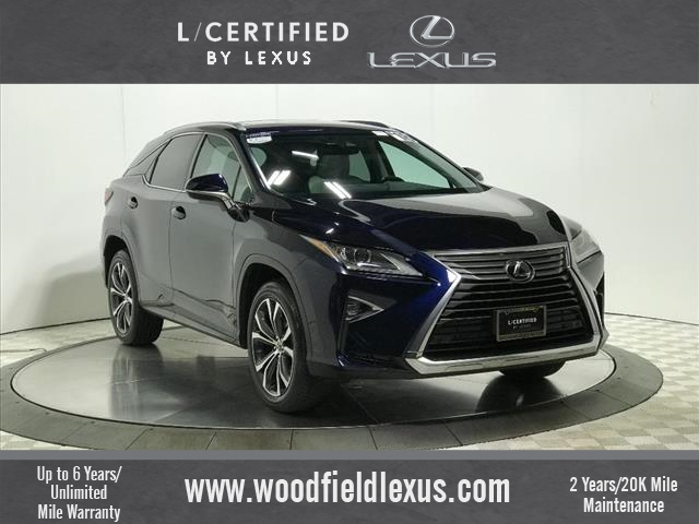 Certified Pre-Owned 2018 Lexus RX 350 PREMIUM PACKAGE